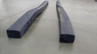 Borracha Esponjosa Quadrada 25x20mm P/ Vedações E Acabamento