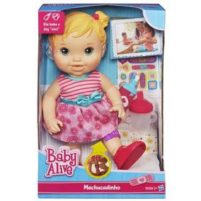 Baby Alive - Machucadinho Loira - A5390