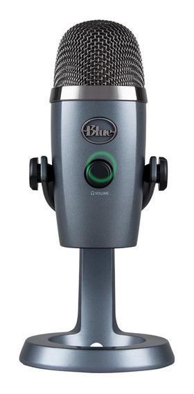 Micrófono Condensador Yeti Nano Estudio Podcast Blue