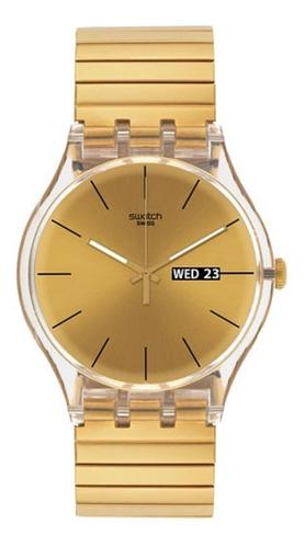 Relógio Swatch Dazzling Light - Suok702a