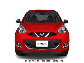 Nissan March 1.6 Sr Navi Mt Cdmx