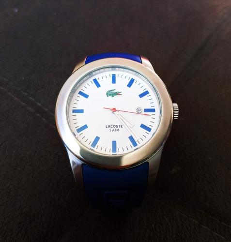 Relógio Lacoste Advantage Sport Original Aço Inoxidável