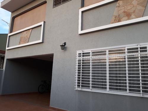 Casa Com 4 Dormitórios À Venda, 283 M² Por R$ 700.000 - Lagoinha - Ribeirão Preto/sp - Ca0429