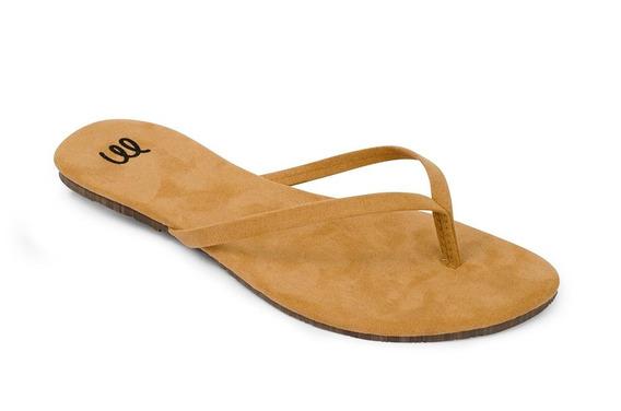 Rasteirinha Brasileirinha Mercedita Shoes Em Suede