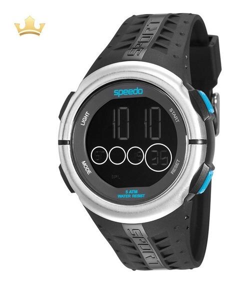 Relógio Speedo Masculino 81144g0evnp2 Com Nf