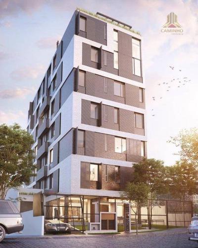 Vendo Apartamento Novo De Três Dormitórios, Sendo Duas Suítes E Duas Vagas De Garagem, Próximo Ao Country Club De Porto Alegre - Ap4113