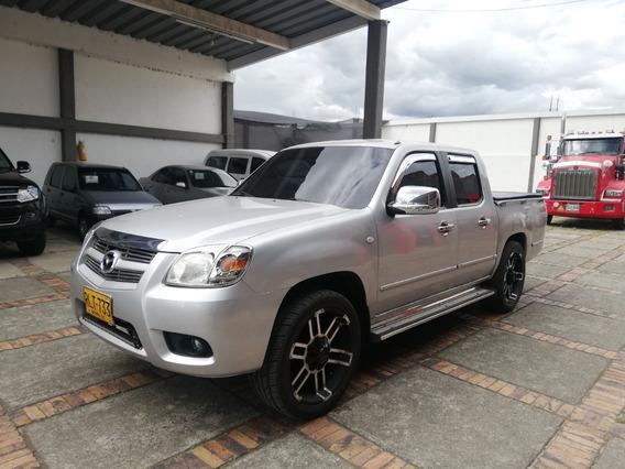 Mazda Bt-50 2400cc Gasolina 4x2 A.a 2012