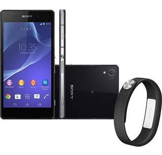 Super Oferta Celular Sony Z2 D6543 Tv, Vitrine Preta