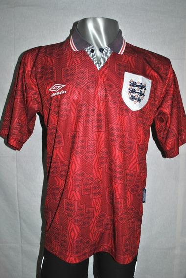 Camiseta Selección De Inglaterra Umbro 1994. Talle L