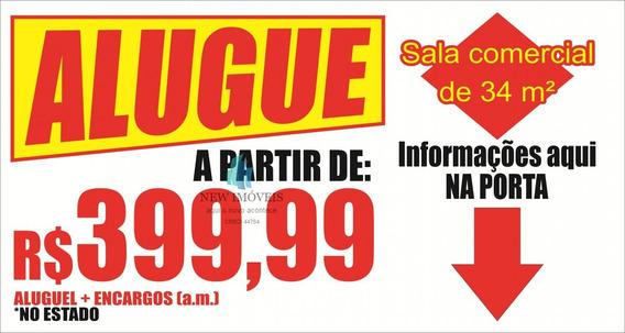 Sala Para Alugar No Bairro Bangu Em Rio De Janeiro - Rj. - Alugo Sala -2