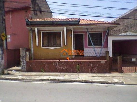 Imovel Residencial Com Excelente Ponto Comercial Na Travessa Da Otávio Braga Com A Tiradentes - Ca0237