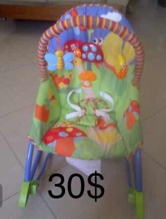 Silla Fisher Price Como Nueva