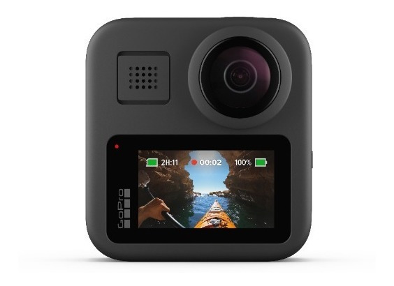 Câmera Gopro Max 360° - Pronta Entrega - Nota Fiscal