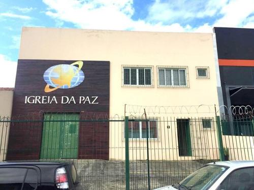 Imagem 1 de 19 de Galpao Alugado Para Investimento - Ga0040