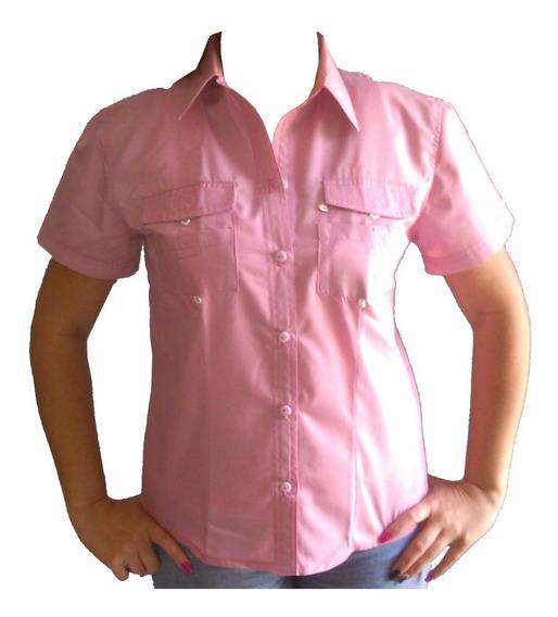 Camisas Columbia Para Uniformes Damas Y Caballero Fabricante