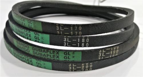 Correa Industrial 3l- (170 180 190 200) Duraflex