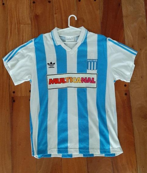 Camiseta Racing Club Parche Multicanal Utileria # 8 Pintado