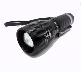 Lanterna Led Zoom 2000x Ultra Potente De Mão Pequena Foco