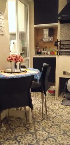 Imagem 1 de 30 de Belo Apartamento Na Vila Mazzei, A Menos De 300 Metros Do Metro Tucuruvi, Excelente Localização!! Sala Ampliada No Terceiro Dormitório! Sacada Gourmet. - Sp - Ap4711_prst