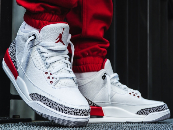 Zapatillas Nike Air Jordan 3 Katrina