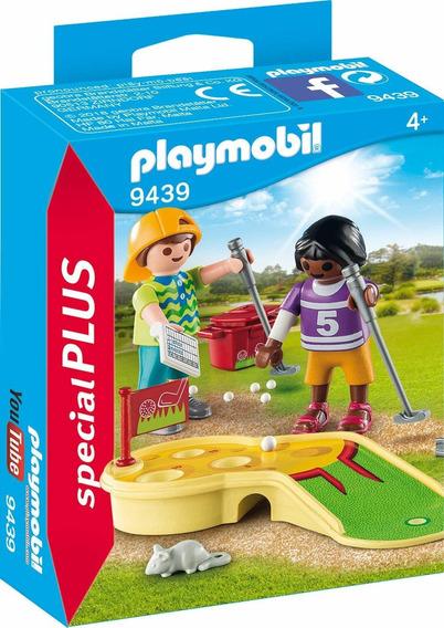 Minigolf -playmobil
