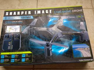 Drone Sharper Imagen Streaming Edition