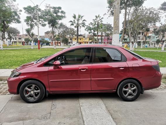 Honda City Mecanica