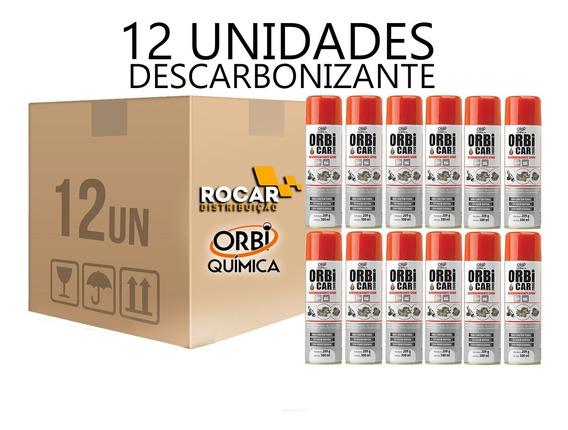 Descarbonizante Spray Orbi 8 300ml - 12 Unidades