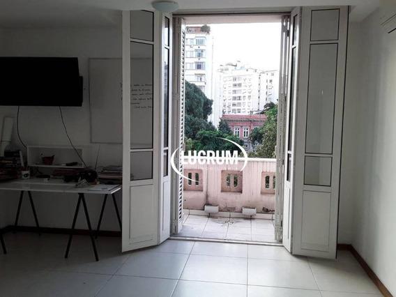 Sala À Venda, 27 M² Por R$ 420.000,00 - Catete - Rio De Janeiro/rj - Sa0158