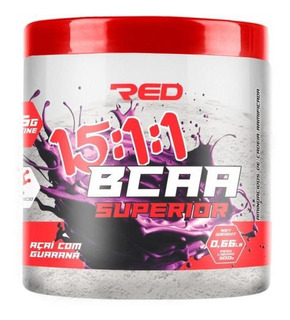Bcaa Superior 15:1:1 (100g) - Red Series
