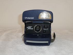 09a0748449 Antigua Camara Polaroid Auto Focus One Step Vintage