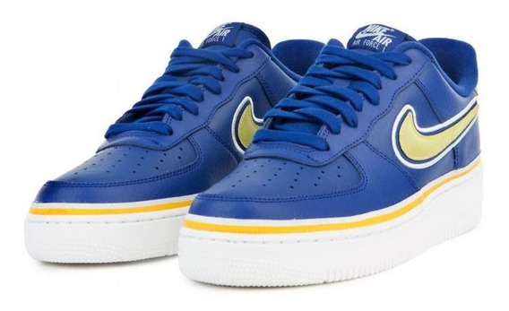 Zapatillas Nike Air Force 1 07 Lv8 Sport Nba Talle 43