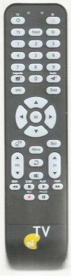 Cont Remoto Receptor / Tva / Telefônica E Oitv Igual A Foto