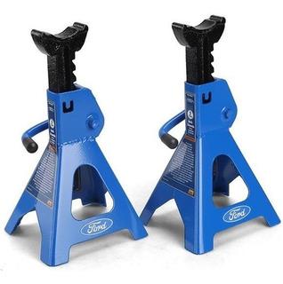 Caballete 3 Tn Profesional (el Par) Ford Tools Fca-061