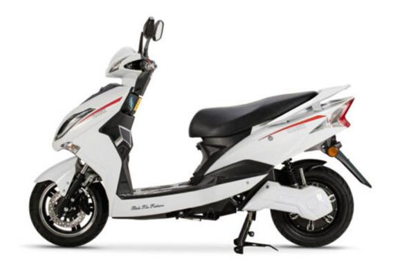 Hawk 3000w Moto Eléctrica Sunra Movel Gel Opción Litio