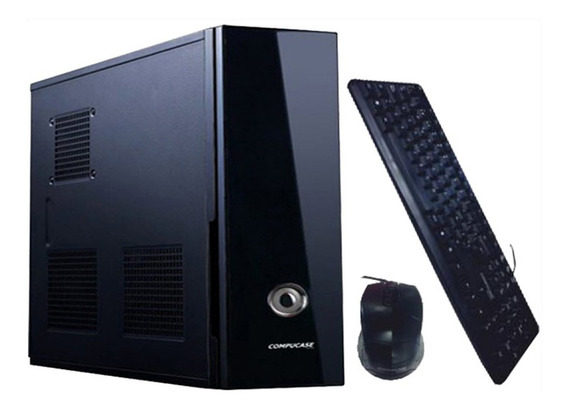 Pc Cpu Computadora Intel I5 Hd 1tb 4gb Gabinete Slim(mini)