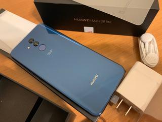Huawei Mate 20 Lite Dual 64gb 4gb Ram 20mp Dual Cam Não Liga