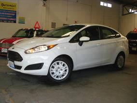 Ford Fiesta Sedán S Factura De Agencia Cámara De Reversa