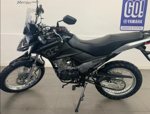 Imagem 1 de 2 de Yamaha Xtz Crosser 150 S Preta 2021