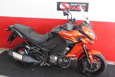 Kawasaki Versys 1000 Abs 2016 Laranja