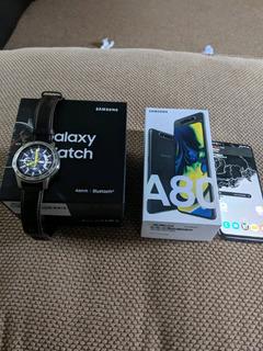 Nuevo Reloj Samsung A80 Y Samsung Galaxy