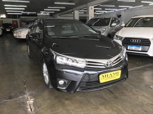 Toyota Corolla 1.8 Gli 16v Flex 4p Automatico Blindado