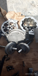 Compresor Para Hyundai Tucson Gez Elantra F500