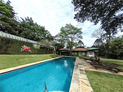 Imagem 1 de 30 de Casa-são Paulo-chácara Flora | Ref.: Reo83212 - Reo83212