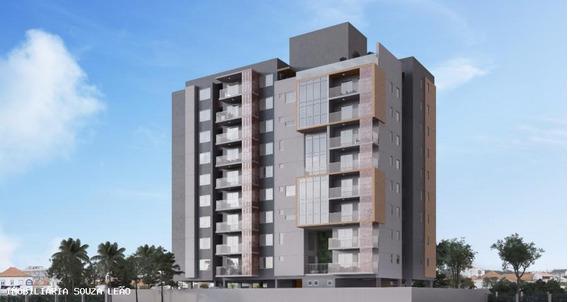 Apartamento Para Venda Em Cabedelo, Intermares, 1 Dormitório, 1 Suíte, 1 Banheiro - 7596