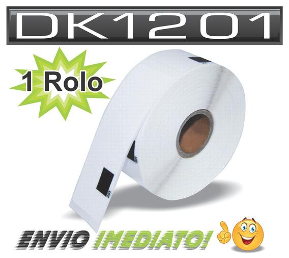 Etiqueta Brother Dk-1201 Dk1201 Ql800 Ql700 29x90mm Ql810w