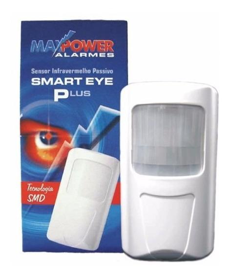Sensor Passivo Infra Vermelho Sem Fio - Smart Eye Wir 315mhz