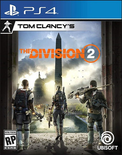 The Division 2 Playstation 4 Fisico Ps4