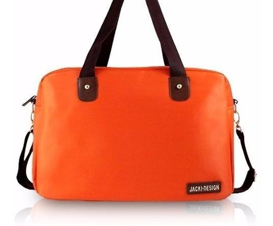 Bolsa De Bordo / Academia - Essencial Jacki Design Abc14105