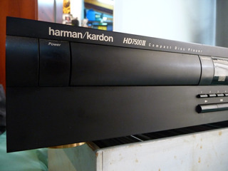 Cd Player Harman Kardon 7500 Ii Funciona Espectacular Impec.
